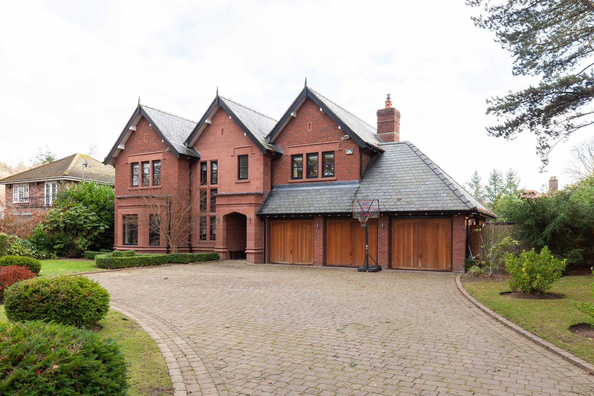 Park House, Wilmslow Park South, Wilmslow